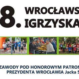 8. Wrocławskie Igrzyska Seniorów