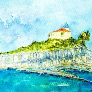 Morze i ona – wystawa prac Magdaleny Sławińskiej
