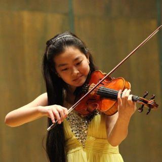 Recital fortepainowo-skrzypcowy Tiffany Tan i Ashley Tan