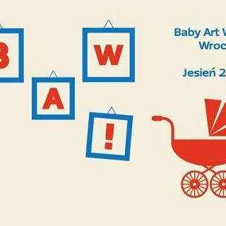 BAW! Baby Art Walk – spacery artystyczne dla rodziców z maluchami