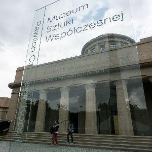 Otwarcie Pawilonu Czterech Kopuł - Muzeum Sztuki Współczesnej