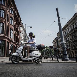Wypożyczalnia skuterów elektrycznych – blinkee.city