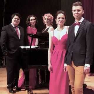 Wiosenna podróż muzyczna – Gala Operowo-Operetkowa