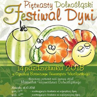 Dolnośląski Festiwal Dyni 2018