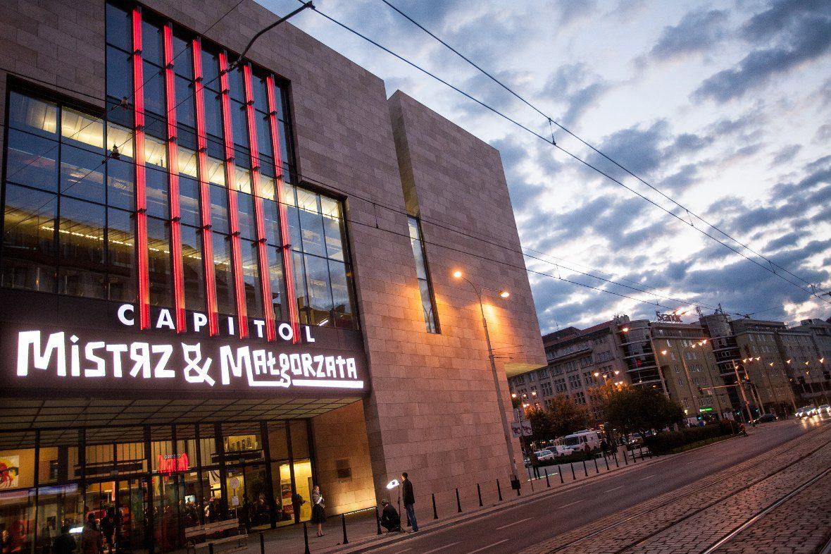 Capitol Wrocław Teatr Muzyczny Wrocław Visitwroclaweu