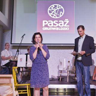 Finał Blog Day 2016 w Pasażu Grunwaldzkim