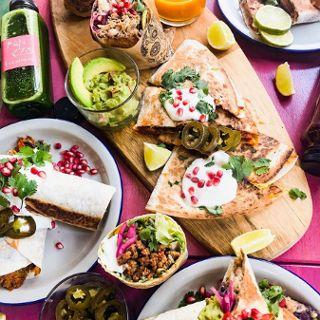Pancho Kuchnia meksykańska  Wita Stwosza