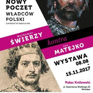 Nowy poczet władców Polski w Muzeum Miejskim