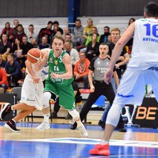 I liga koszykówki mężczyzn: FutureNet Śląsk Wrocław vs. Astoria Bydgoszcz