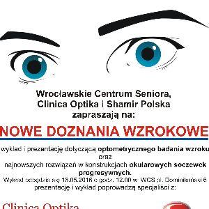 Nowe doznania wzrokowe z soczewkami progresywnymi