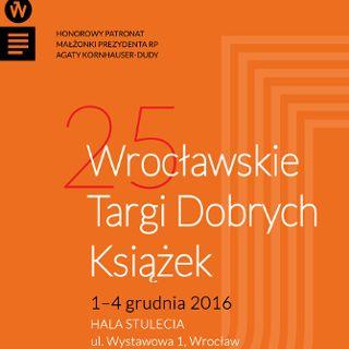 25. Wrocławskie Targi Dobrych Książek