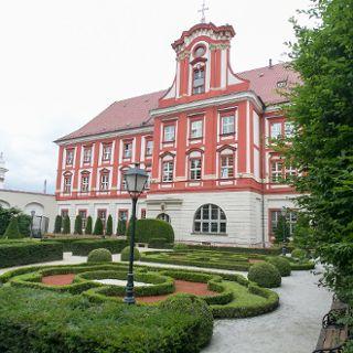Ogród Ossolineum