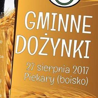 Dożynki Gminy Jelcz-Laskowice w Piekarach