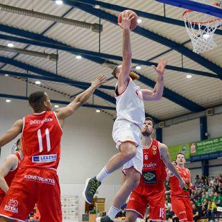 Koszykówka mężczyzn: WKS Śląsk Wrocław vs. Polfarmex Kutno