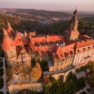 VII Dolnośląski Festiwal Tajemnic w Zamku Książ