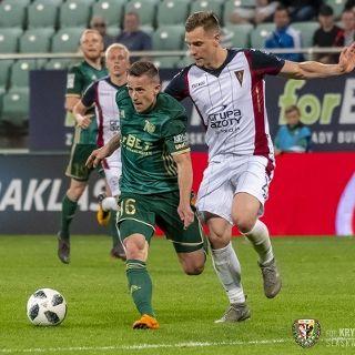LOTTO Ekstraklasa: Pogoń Szczecin vs. WKS Śląsk Wrocław