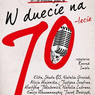 W duecie na 70-lecie! Jubileuszowy koncert w Radiu Wrocław