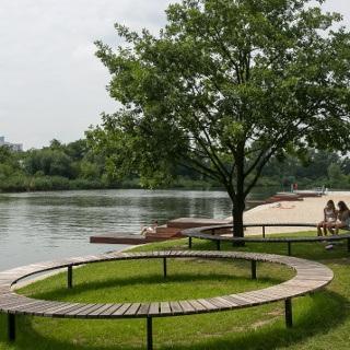Wrocław University of Technology Riverfront