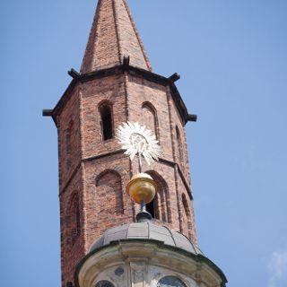Hochberg'sche Kapelle an der St.-Vinzenz-Kirche