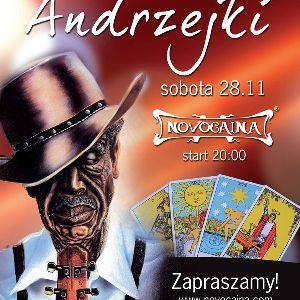 Andrzejki w Novocainie