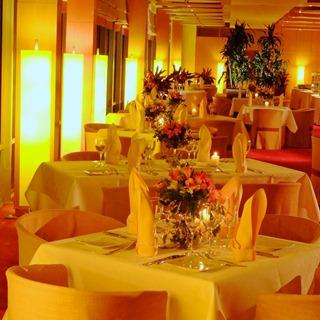 Restauracja w Hotelu HP Park Plaza