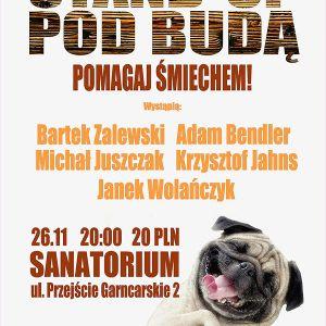 """""""Stand-up Pod Budą"""""""