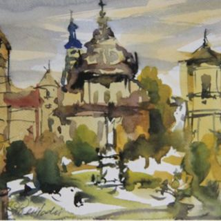 Wystawa: Stanisław Przewłocki  – Wrocław tętniący Kresami