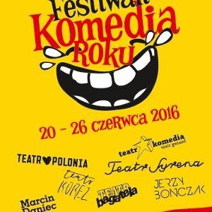 Festiwal Festiwali Komedia Roku