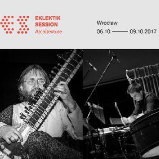 Koncert: Jerzy Adam Nowak & Michał Jedynak sitar/perc duo