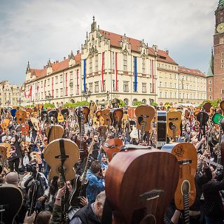 Guitar World Record in Wroclaw