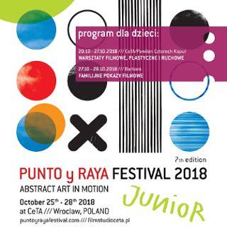 Punto y Raya Festival 2018 Junior – Familijne Pokazy Filmowe