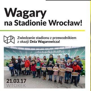 Wagary na Stadionie Wrocław