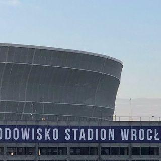 Lodowisko na Stadionie Wrocław
