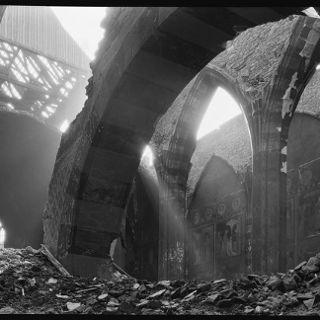 Josef Sudek: Topografia ruin. Praga 1945 – wystawa w Muzeum Architektury
