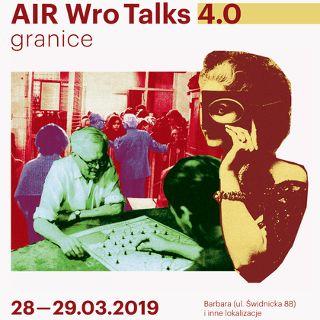 AIR Wro Talks 4.0