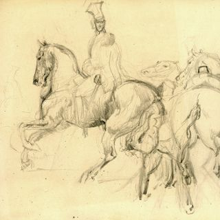Wyzwolenie – wystawa rysunków Eugeniusza Geppert