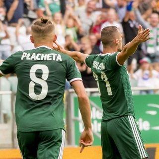 PKO Ekstraklasa: WKS Śląsk Wrocław - Górnik Zabrze
