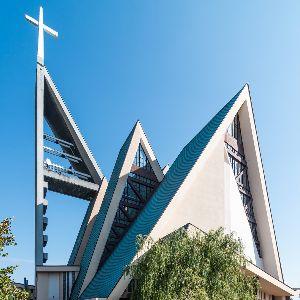 Kościół. Piękno i Kicz. Wystawa Architektura VII Dnia