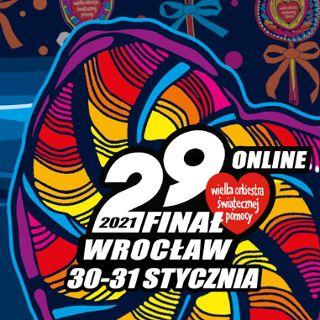 29. Finał WOŚP Wrocław online
