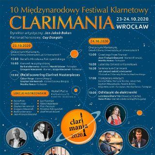Festiwal Clarimania 2020