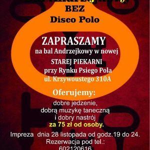 Bal Andrzejkowy w Starej Piekarni