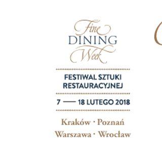 Festiwal sztuki restauracyjnej Fine Dining Week