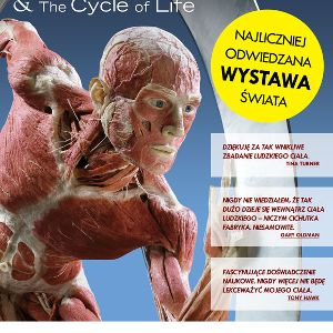 Wystawa: BODY WORLDS & The Cycle of Life