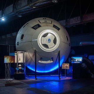 Kosmiczna wystawa: Space Adventure