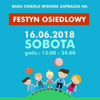 Festyn Osiedlowy na Widawie