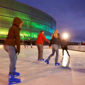 Lodowisko Stadion Wrocław