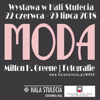 "Wystawa: ""Moda"" Milton H. Greene – Fotografie"