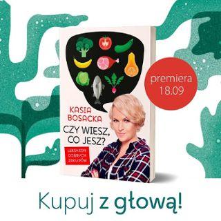 Spotkanie autorskie z Katarzyną Bosacką