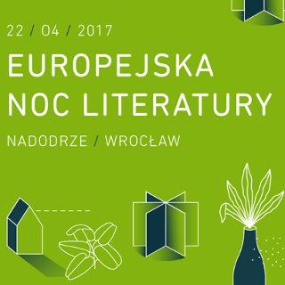 Europejska Nocy Literatury 2017