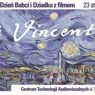 """Dzień Babci i Dziadka z filmem """"Twój Vincent"""""""